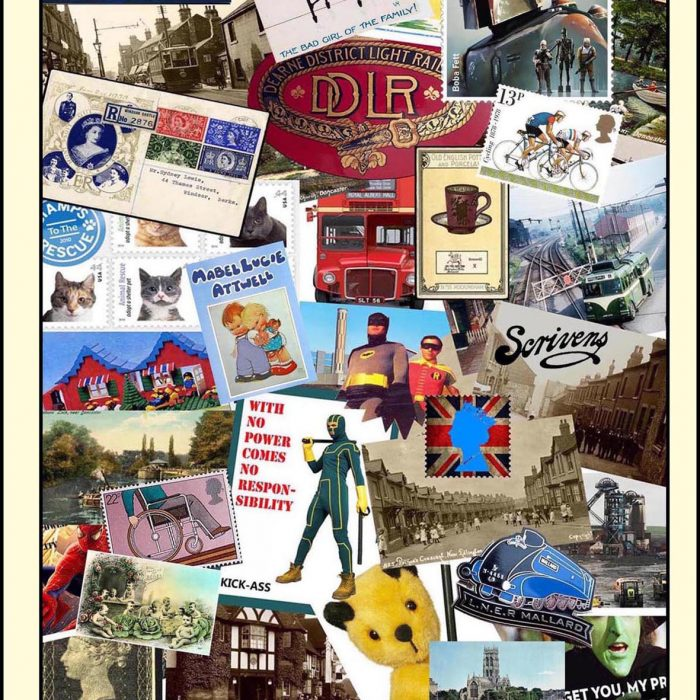 The Doncaster & District Postcard; Philatelic Society.