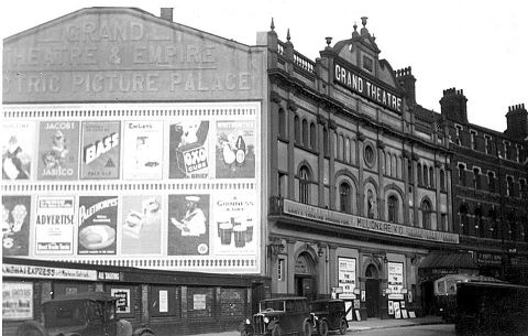 Friends of Doncaster Grand Theatre