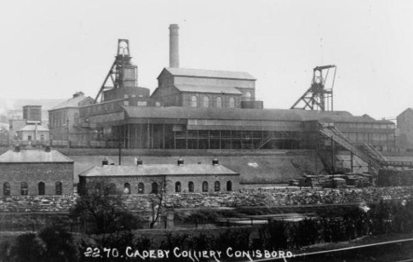 Cadeby Main Colliery Memorial Group