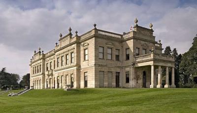 Brodsworth Hall: English Heritage